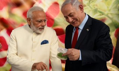 netanyahu and modi news